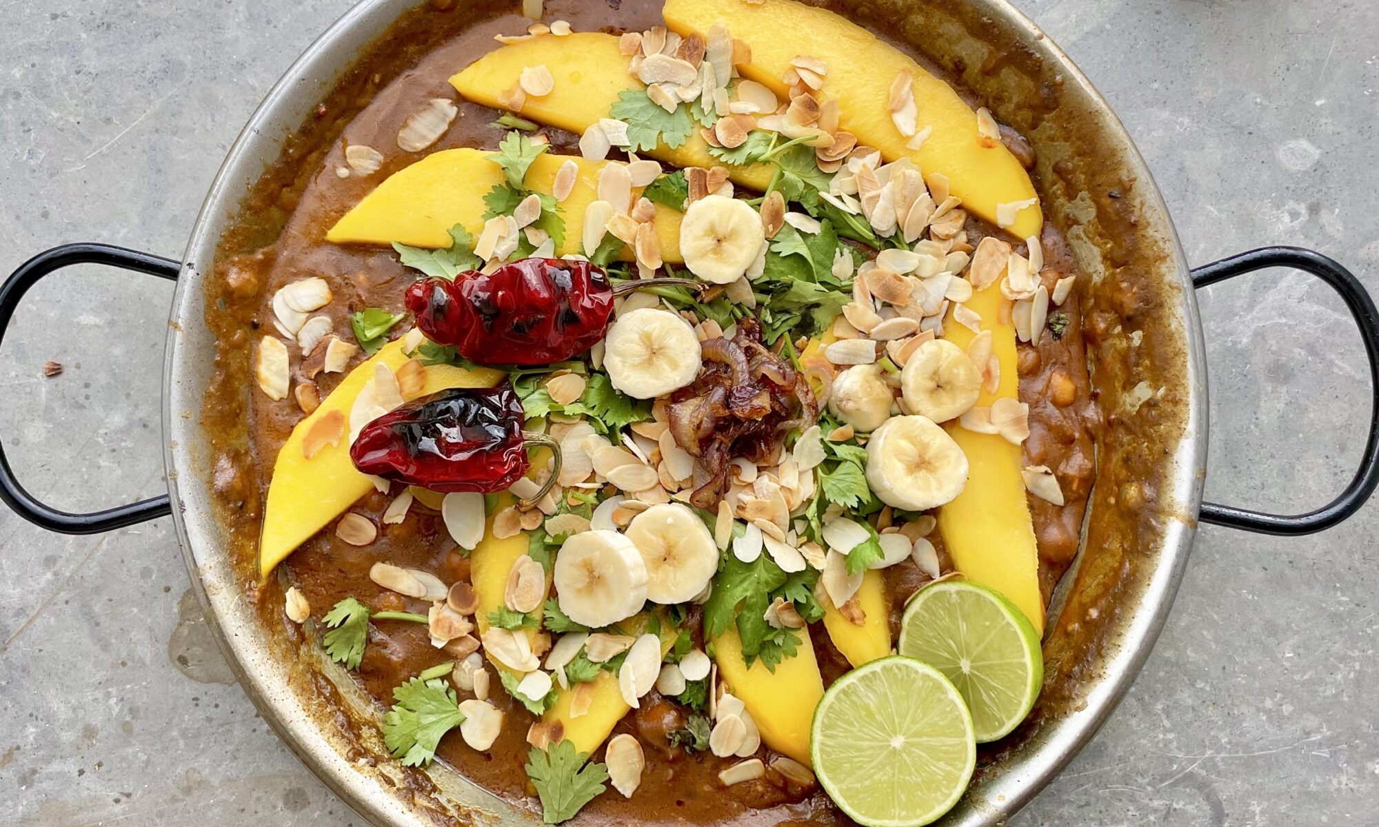 fruity curry
