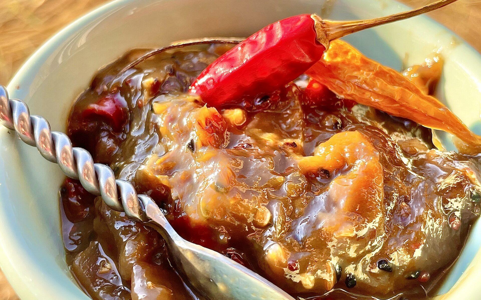 spicy chutney